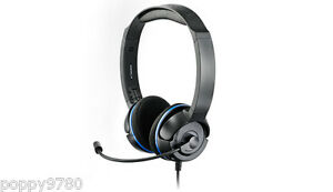 Turtle-Beach-Ear-Force-PLa-Gaming-Headset-for-PS3-PS4-PC-Windows-XP-7-8-Mac