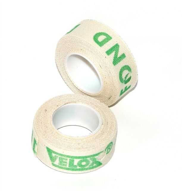 NEW Velox 19mm Rim Tape Box of 10 Rolls