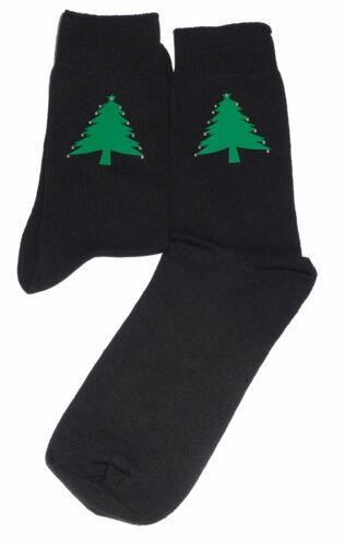 Chaussettes Arbre de Noël-grand pour Secret Santa grand cadeau de nouveauté