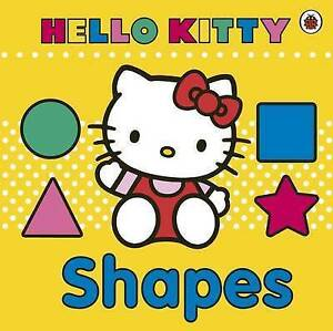 Hello-Kitty-Shapes-Board-Book-Very-Good-Book