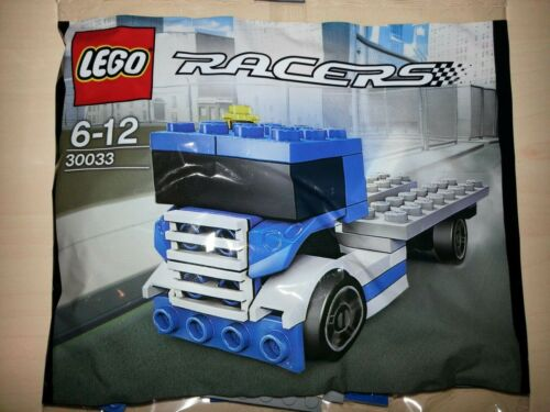 New and sealed truck Lego Racers 30033