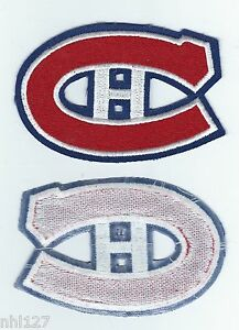 MONTREAL-CANADIENS-Team-Logo-Licensed-Sew-On-Jersey-Patch-NHL-All-Star-Game