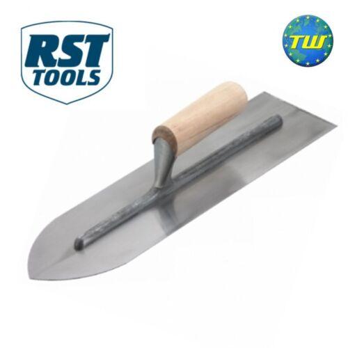 Rst 16in ciment revêtement de sol truelle à béton avec bois poignée 400mm RTR201