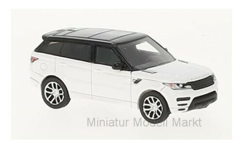 #87420 2013-1:87 weiss BoS-Models Land Rover Range Rover Sport