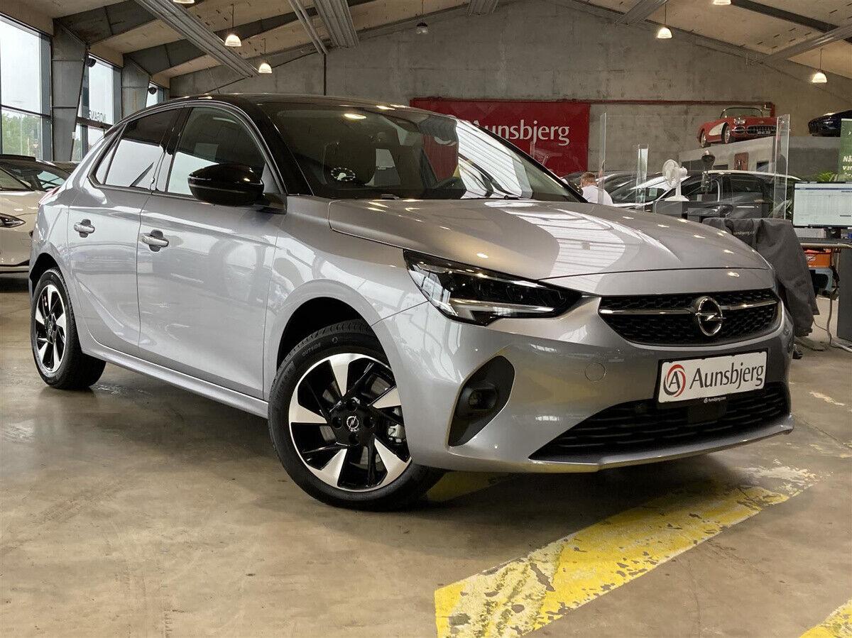 Opel Corsa-e  Edition 5d - 199.500 kr.
