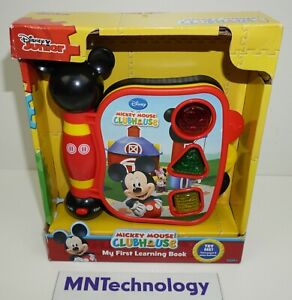 Disney Junior   Mickey Mouse Clubhouse My First Learning ...