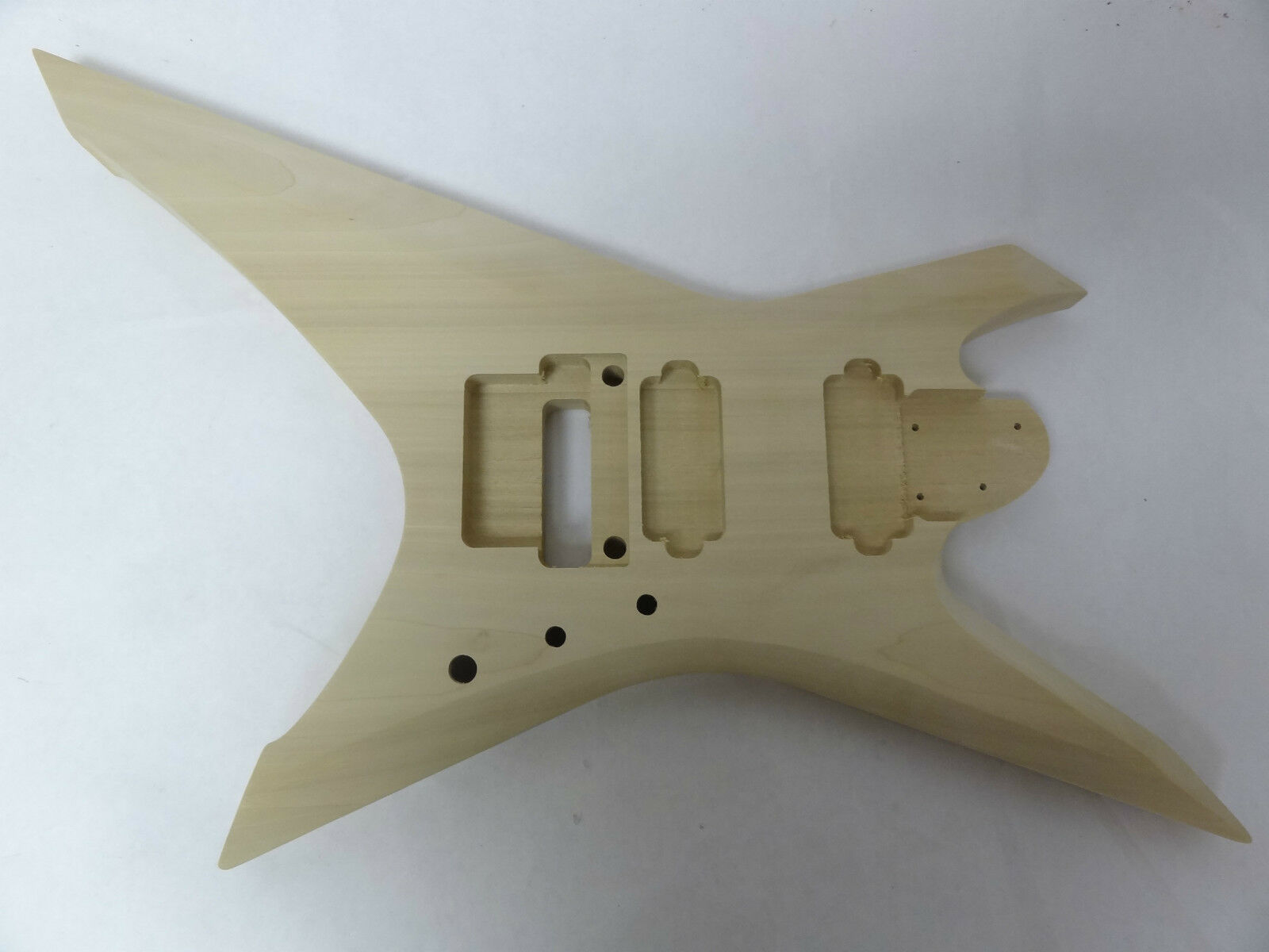 Unfinished UV Universe jem rg Xiphos body 7 string- Fits RG Necks