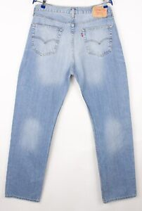 Levi's Strauss & Co Hommes 751 Jeans Jambe Droite Taille W36 L34 BBZ686