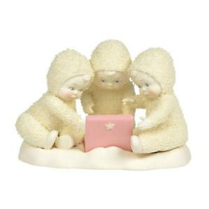 Department-56-SNOWBABIES-034-NETWORKING-034-NEW-ADORABLE