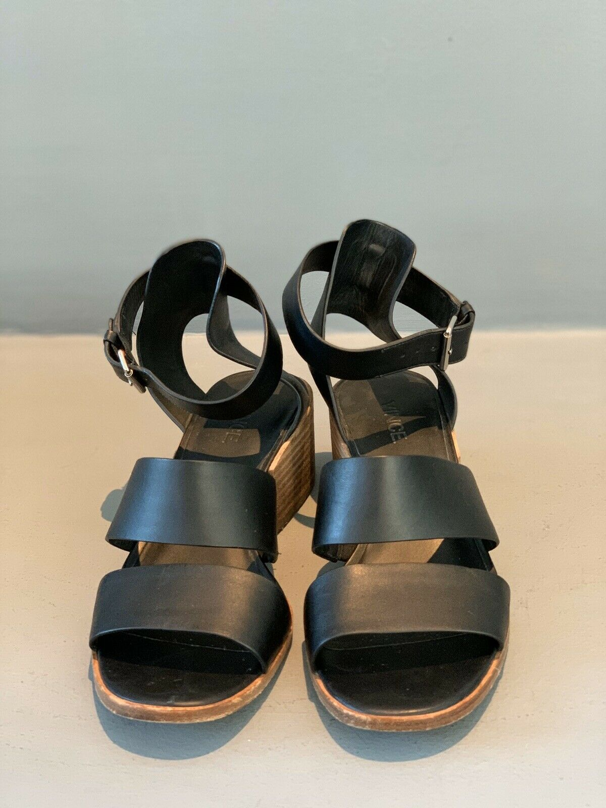 Vince Strappy Sandals - image 10