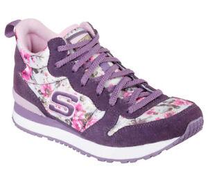 Foam Scarpe Purple Memory Sneaker Skechers da Girls Retrospect Rose ginnastica New Hollywood Uqtw0P1