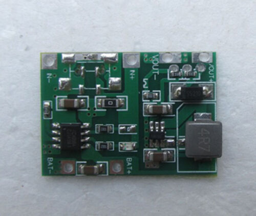 Boost Step Up Module 1S 1A USB 3.7V Li-ion Lithium 18650 Battery Charger Board