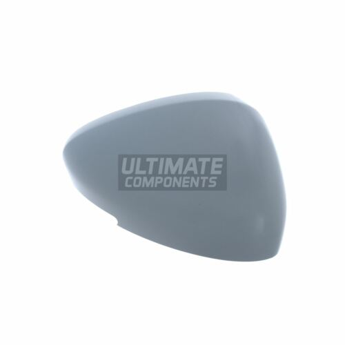 Peugeot 508 Estate 2011-/> Wing Mirror Cover Cap Case Primed Drivers Side O//S