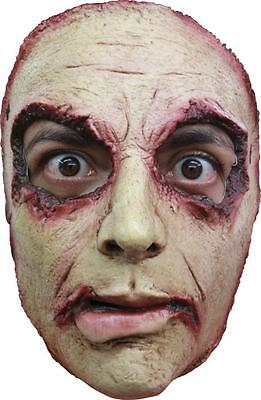 ADULT SERIAL KILLER 26 CREEPY SCARY CRAZY INSANE LATEX FACE MASK COSTUME TB25526
