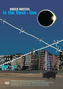 ROGER-WATERS-IN-THE-FLESH-LIVE-DVD-PINK-FLOYD-WISH-YOU-WERE-HERE-NEW