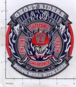 VA Station 11 fire department patch VBFD Virginia Beach
