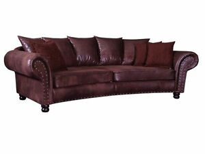 Big Sofa Hawana Kolonialstil Megasofa Couch Ebay