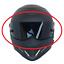 CRG ATV-4 VISOR FOR HELMET SMOKED OR IRIDIUM BANDIT