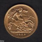 Australia. 1908 Sydney - Half Sovereign.. Much Lustre.. aEF/EF