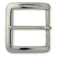 Heel Bar Buckle Nickel 1-1/2 1550-02