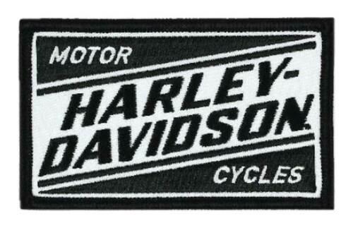 3.5 x 2.125 in Harley-Davidson Embroidered Ignition H-D Emblem Patch EM334881