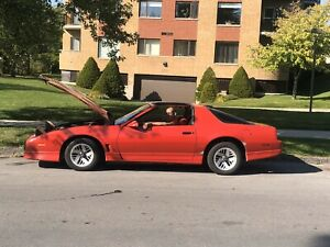 1986 Firebird Trans Am
