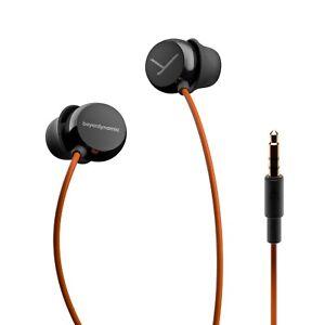 beyerdynamic beat byrd orange in ear kopfh rer headphone. Black Bedroom Furniture Sets. Home Design Ideas