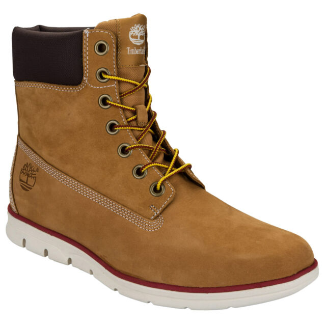 Mens Timberland 6 Inch Boots In Wheat From Get The Label