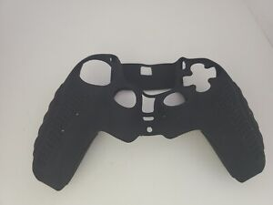 NEW Black Silicone Grip Case Non Slip Cover sleeve  For PS5 Controller  R23