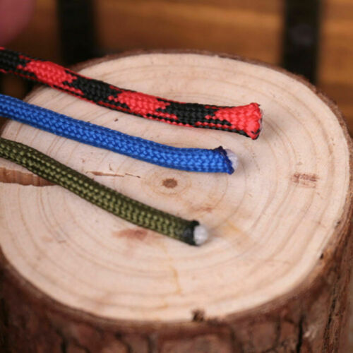 100FT 550 Paracord Parachute Cord Lanyard Mil Spec Type III 7 Strand Great