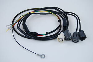 Ignition wire harness for toyota t100