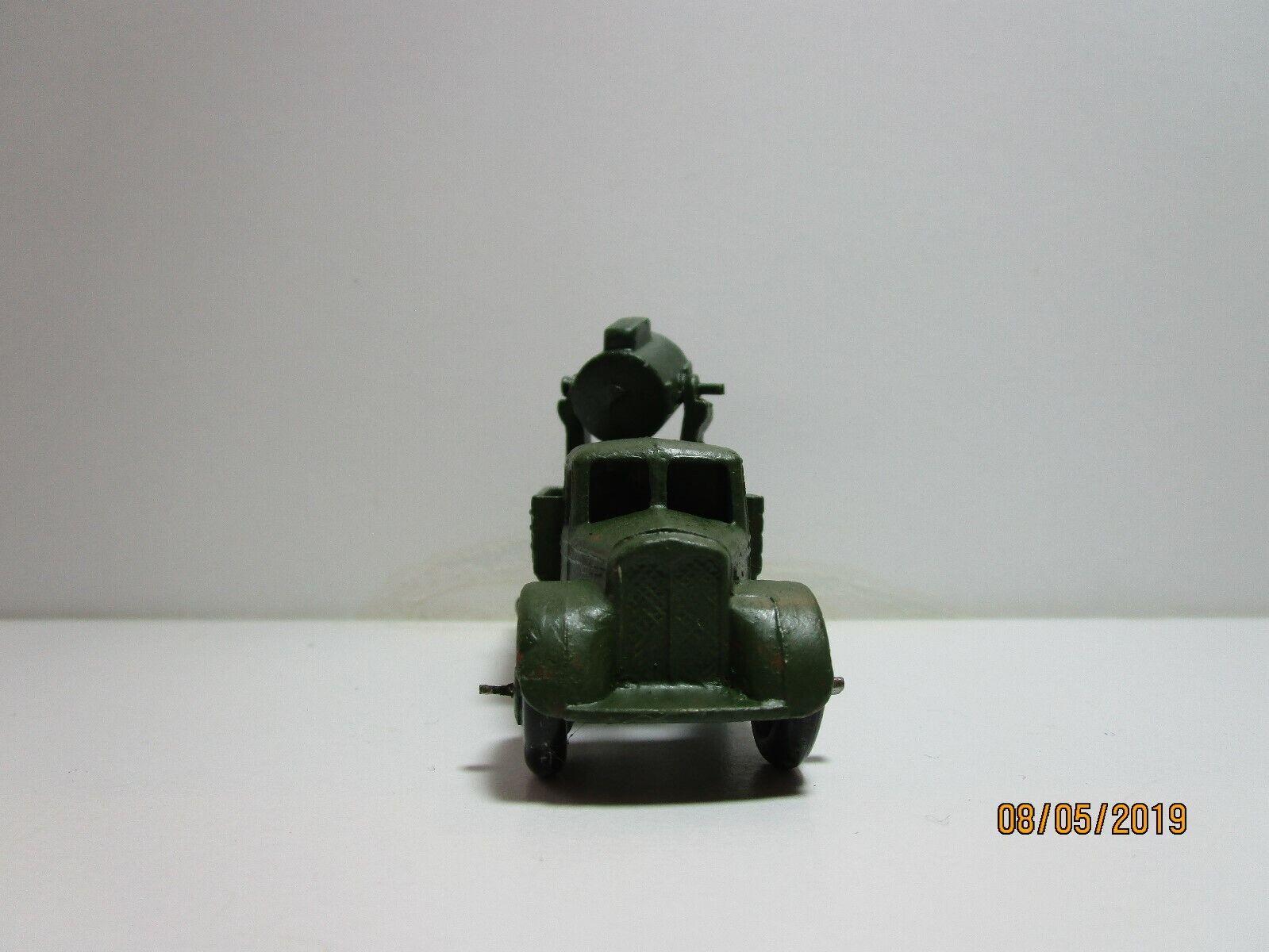 Dinky toy militaire 22 C - 22 S projecteur camion.