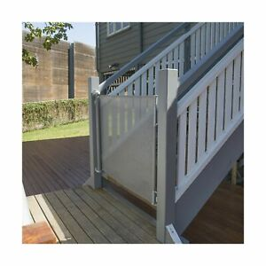 Image Is Loading Perma Child Safety Outdoor Retractable Baby Gate Extra