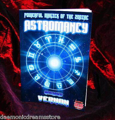ASTROMANCY  Finbarr. Occult Magick. Grimoire. Howard Vernon. Astrology Magic
