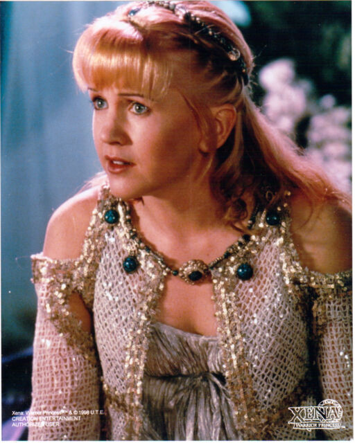 Xena Creation Entertainment photo photograph XE-RO1 Renee O'Connor as Gabrielle