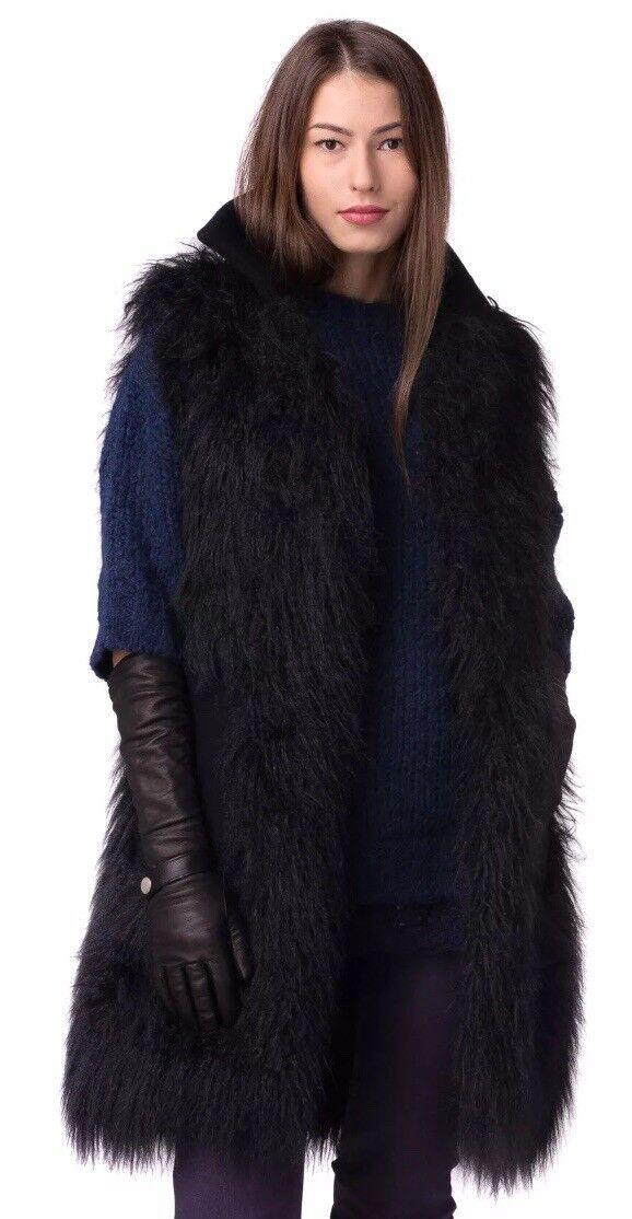 Abrigo de mujer de lana  Ermanno Scervino Chaleco Talla S M PVP   1440  precios al por mayor