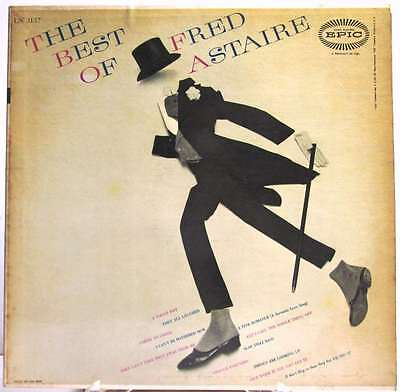 The Best of Fred Astaire..Fred Astaire.Vinyl.Very Good