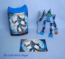 Lego Bionicle 8987 Glatorian Legends KIINA - Boxed & Complete with Instructions