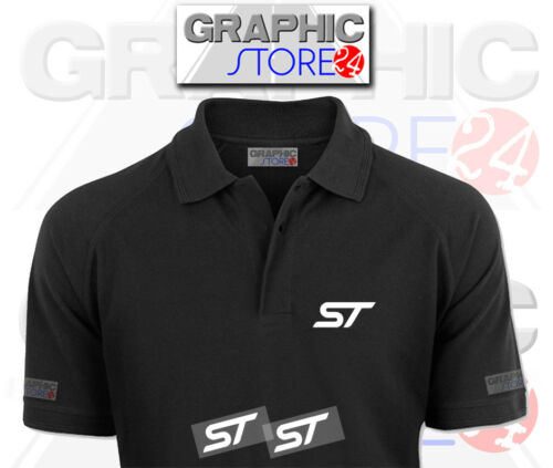 2x FORD ST Iron on Clothing Decals