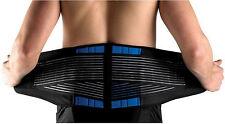 1 M Blue Lumbar Support Belt Relief Sciatica Disc Disease Pain Grandparents Gift