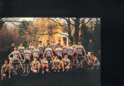 Team LOTTO Cyclisme Cycling ciclismo ciclista CLAUDY CRIQUIELION CRIQUIELION CRIQUIELION MUSEEUW MOREELS fcae71