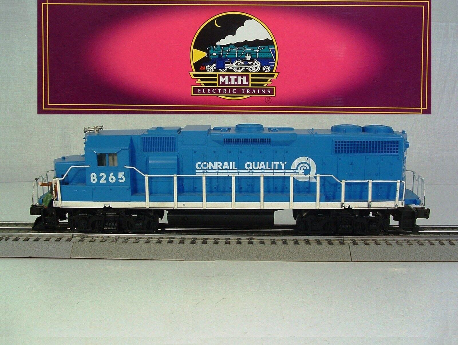 Mth 20 - 2157 - - - 1 Premier conrail EMD gp38 - 2 diesel f77