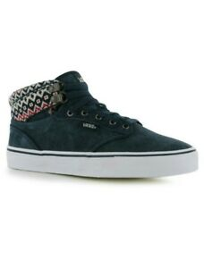 Vans White Uk 6us 5 Azul Traines top Skate Atwood Navy 36eu 3 Hi High Womens off r7Fzqwr