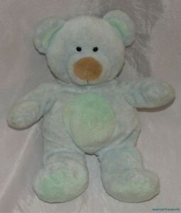 c8e333ca080 Retired 2002 TY PLUFFIES Baby Plush Blue 9