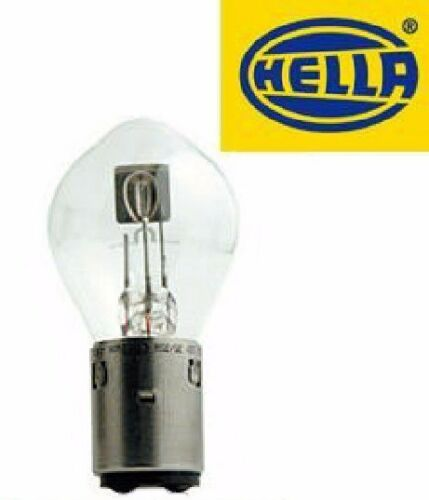 HELLA QUALITY S2 BA20D BULB 12V 35 / 35W MOTOR BIKE CYCLE HEADLIGHT HB395