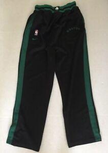 GIII For Her NBA Boston Celtics Womens Warm Up Leggings Small Black
