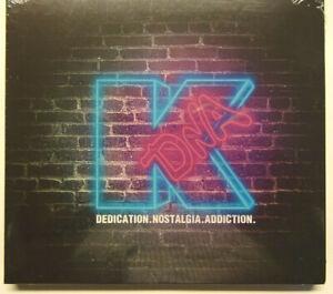 Kadinja DNA Dedication.Nostalgia.Addiction CD Digipak