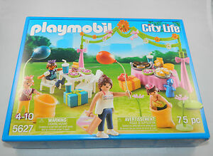 Playmobil 5627 Kindergeburtstag USA Children Birthday Party NEU / OVP MIB
