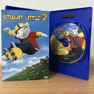 Stuart Little 2 Dvd 2002 Special Edition With Scene Insert Ws Fs Region 1 43396078192 Ebay