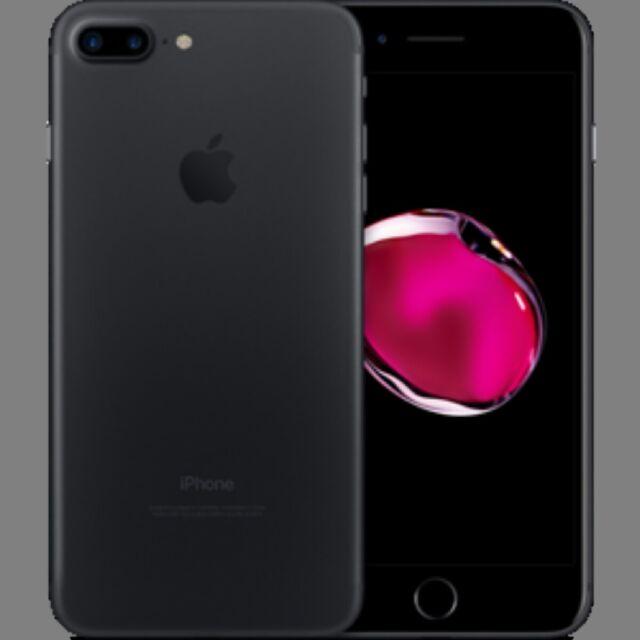 Apple iPhone 7 Plus   Grade B-   AT&T   Black   128 GB   5.5 in Screen